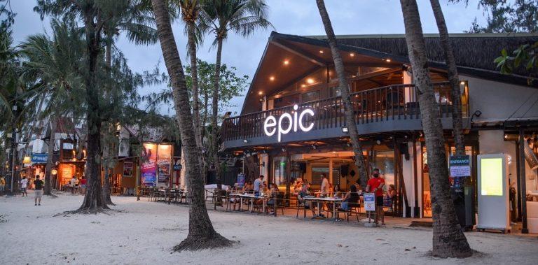 Epic Boracay