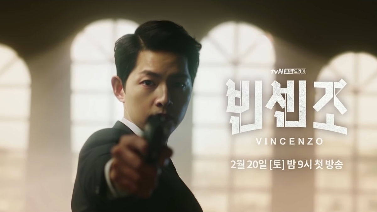 Song Joong Ki is Vincenzo Cassano in the Upcoming TVN Drama 'Vincenzo'