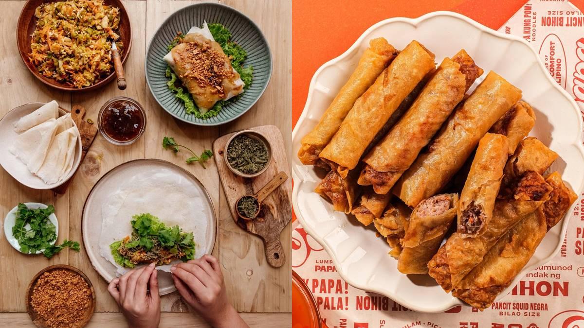 Chinese New Year 2021: Where to Order Lumpia in Metro Manila