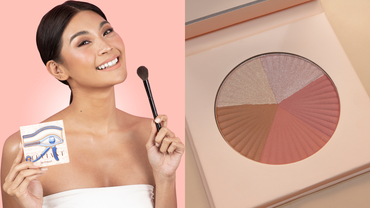 Teviant's New Deity Dust Face Palette is Your Next Go-To Full-Face Palette