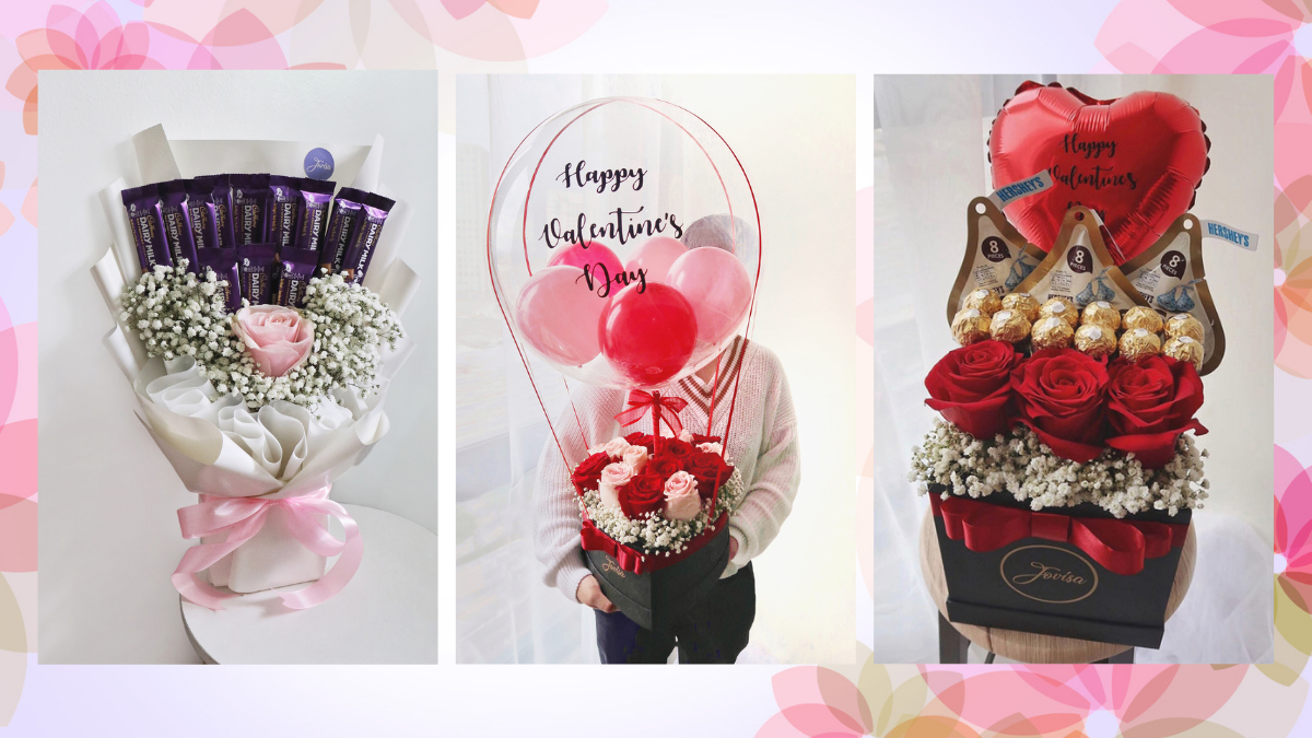 Jovisa PH: Valentine's Surprises and Special Gifts Delivered to Your Doorstep