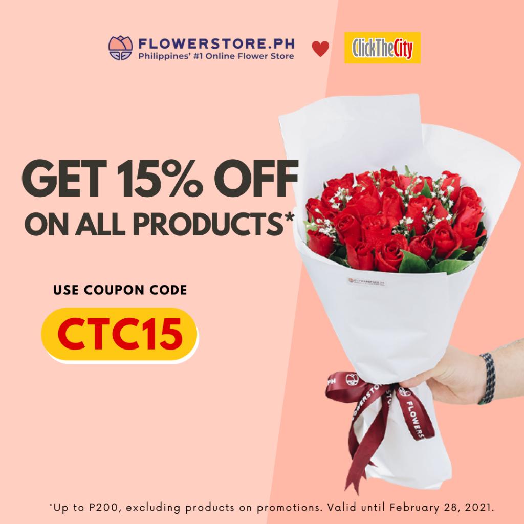 Flowerstore.ph promo code