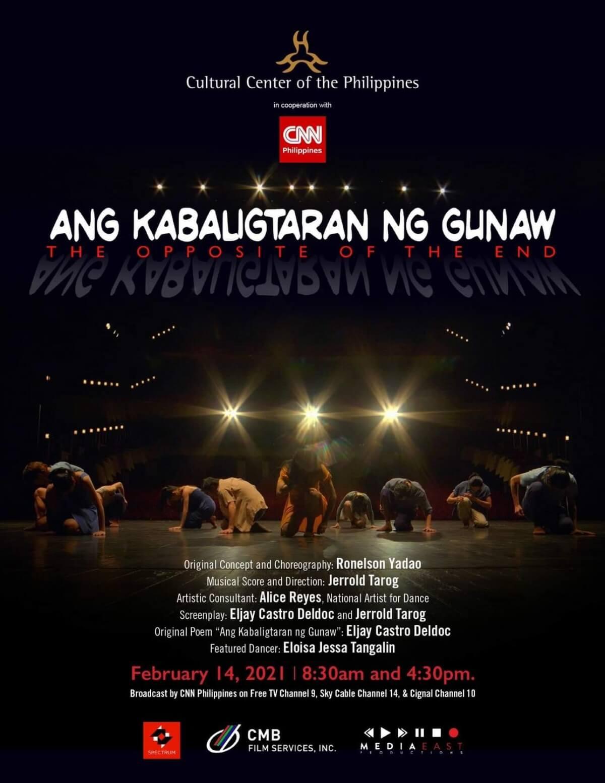 Jerrold Tarog's 'Ang Kabaligtaran ng Gunaw'