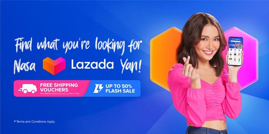 Kathryn Bernardo - Nasa Lazada Yan
