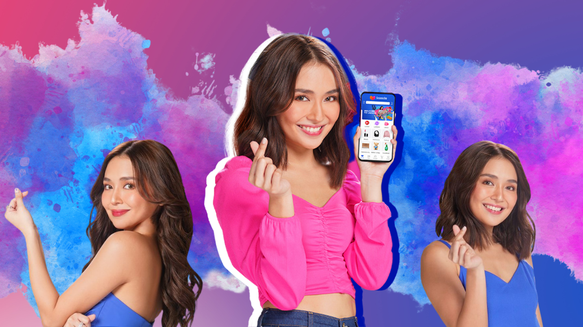 Kathryn Bernardo on What to Buy This Valentine's Day, Her Top Lazada Finds, and Working in the New Normal