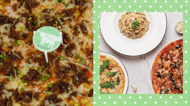 The Good Green - PizzaExpress Vegan Menu