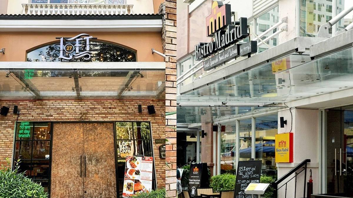 5 Restaurants in Forbes Town to Dine Al Fresco