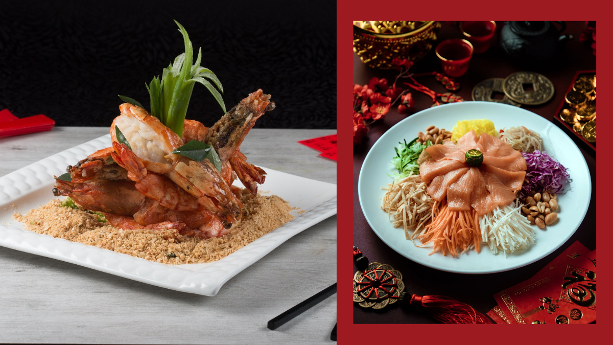 Chinese New Year 2021: Usher In the Year of the Metal Ox with These Hotel Dining Deals in Metro Manila