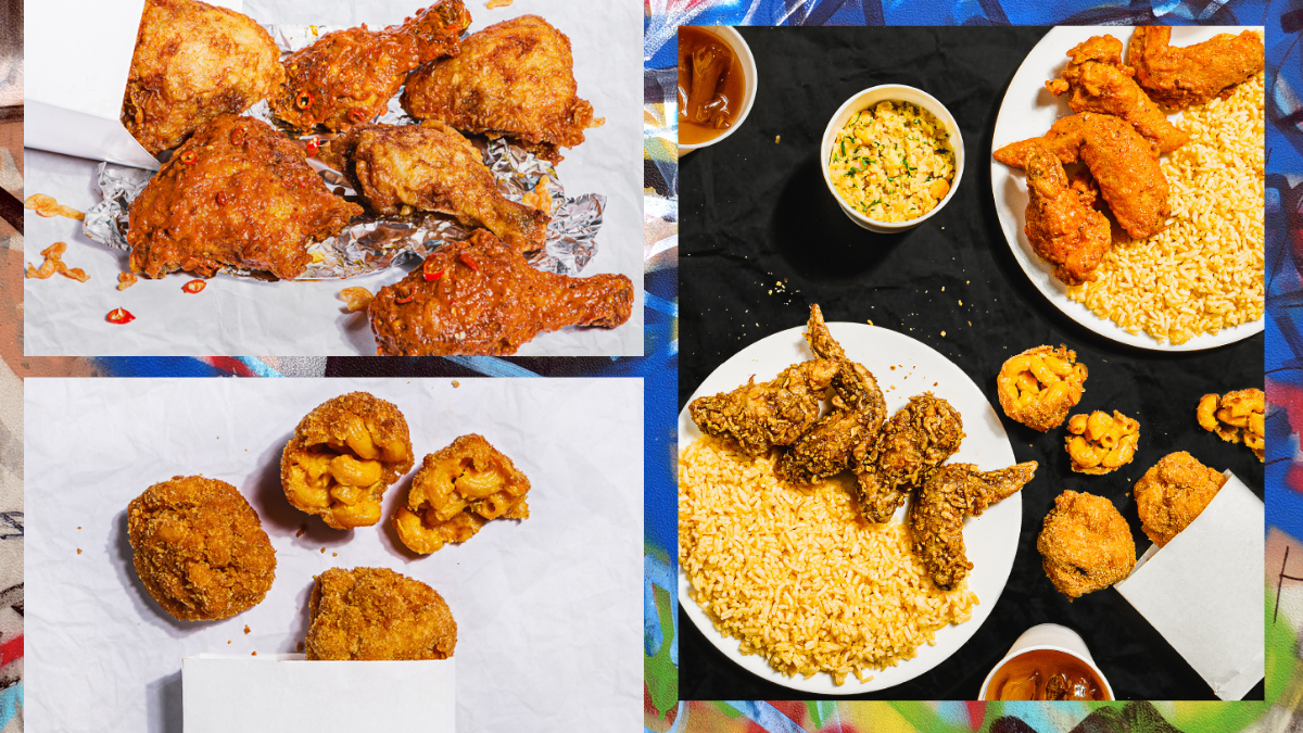 Cuckoo: A New Delivery-Only Fried Chicken Brand by The Moment Group