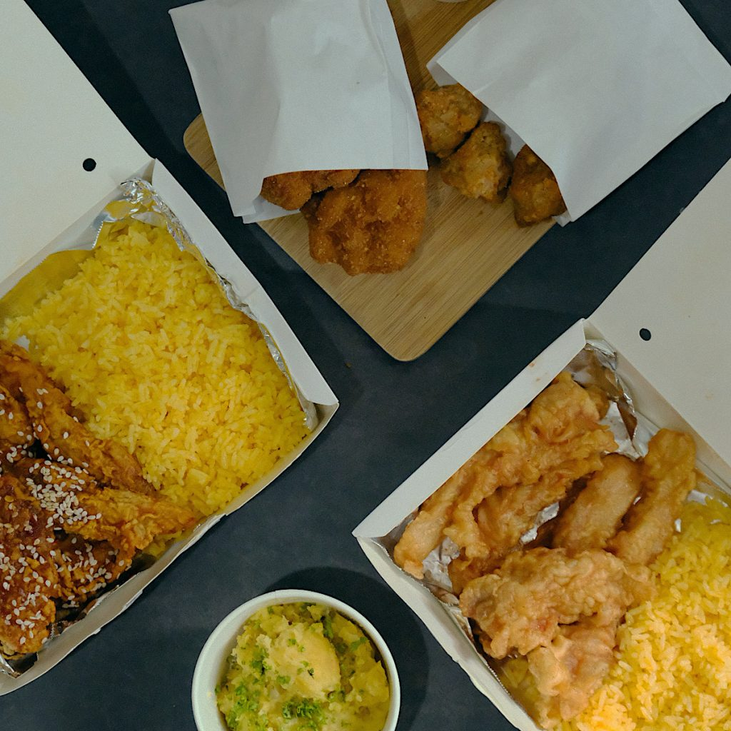 Cuckoo Fried Chicken  by The Moment Group