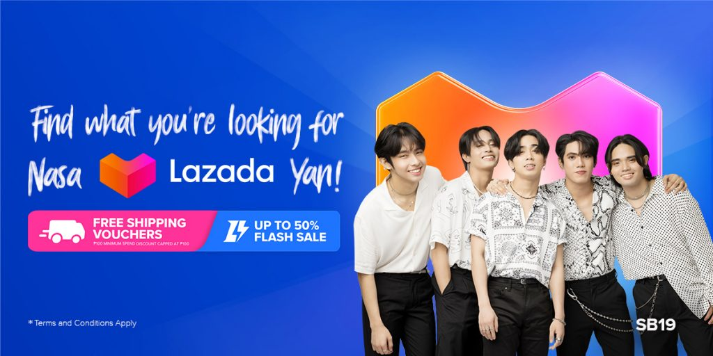 SB19 - Nasa Lazada Yan - Interview