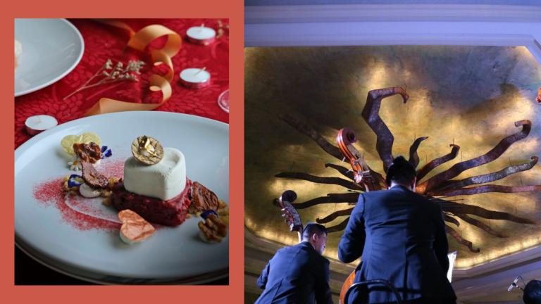 Valentine's Dining Deals