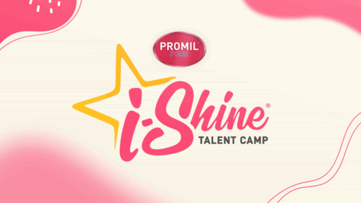 Promil Four i-Shine to Nurture Kids' Gifts Through its Biggest Online Talent Camp