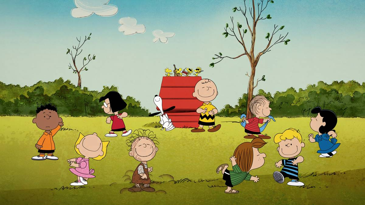 WATCH: Snoopy, Charlie and the Gang Return for 'The Snoopy Show'