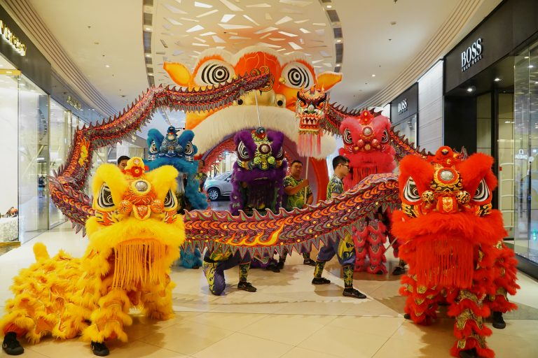 Love at the Shang - New Year and Valentine's Events