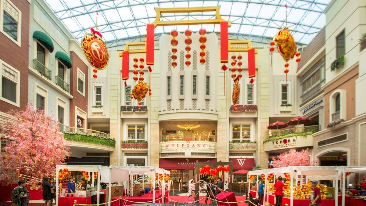 Megaworld Lifestyle Malls Rings in the Year of the Metal Ox with These Auspicious Activities and Attractions