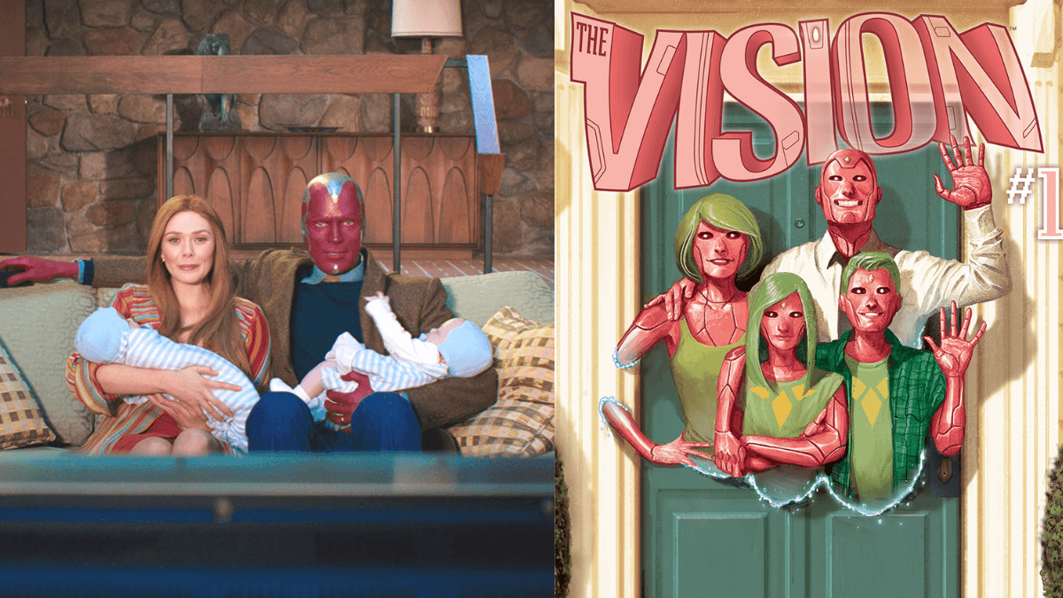 WandaVision: 7 Facts You Might Not Know About the Show's Characters
