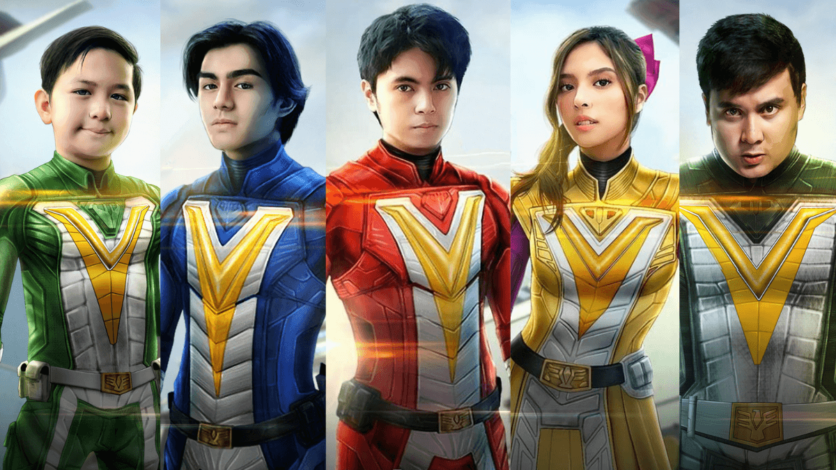 Meet the Complete Main Cast of the Filipino Live-Action Series 'Voltes V: Legacy'