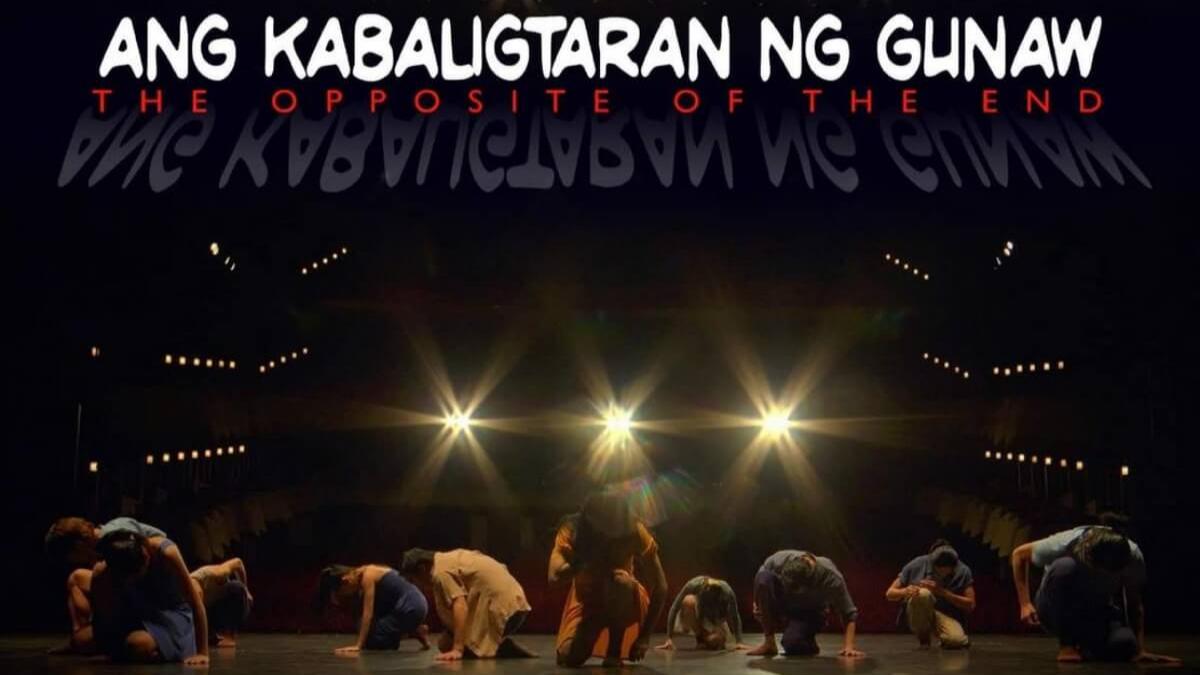 Jerrold Tarog's 'Ang Kabaligtaran ng Gunaw' is a call to creation
