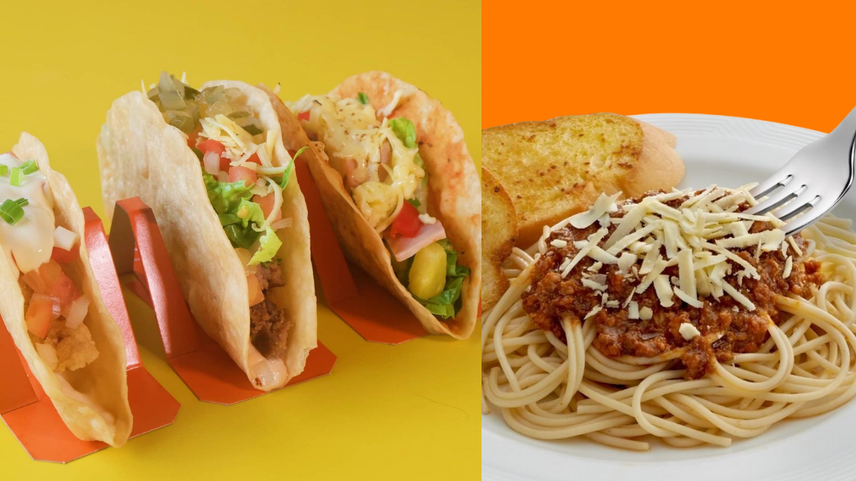 Taco and Spaghetti-All-You-Can This Weekend at Pancake House