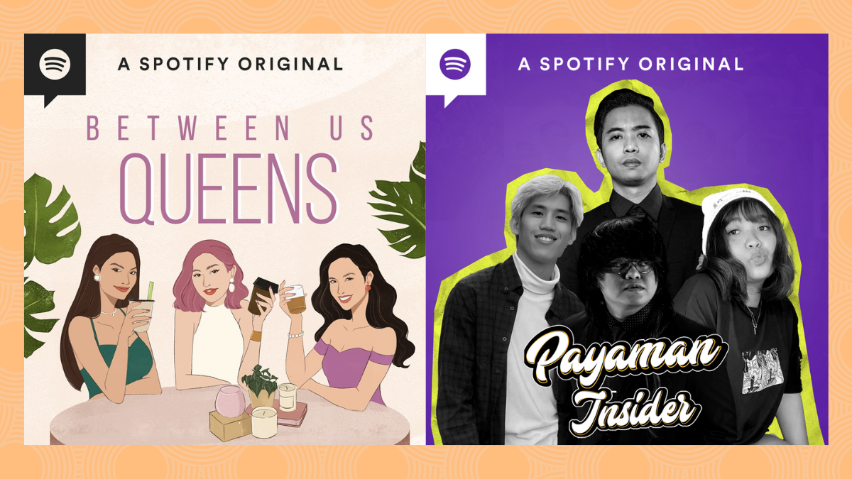Spotify Introduces Seven New Original Filipino Podcasts