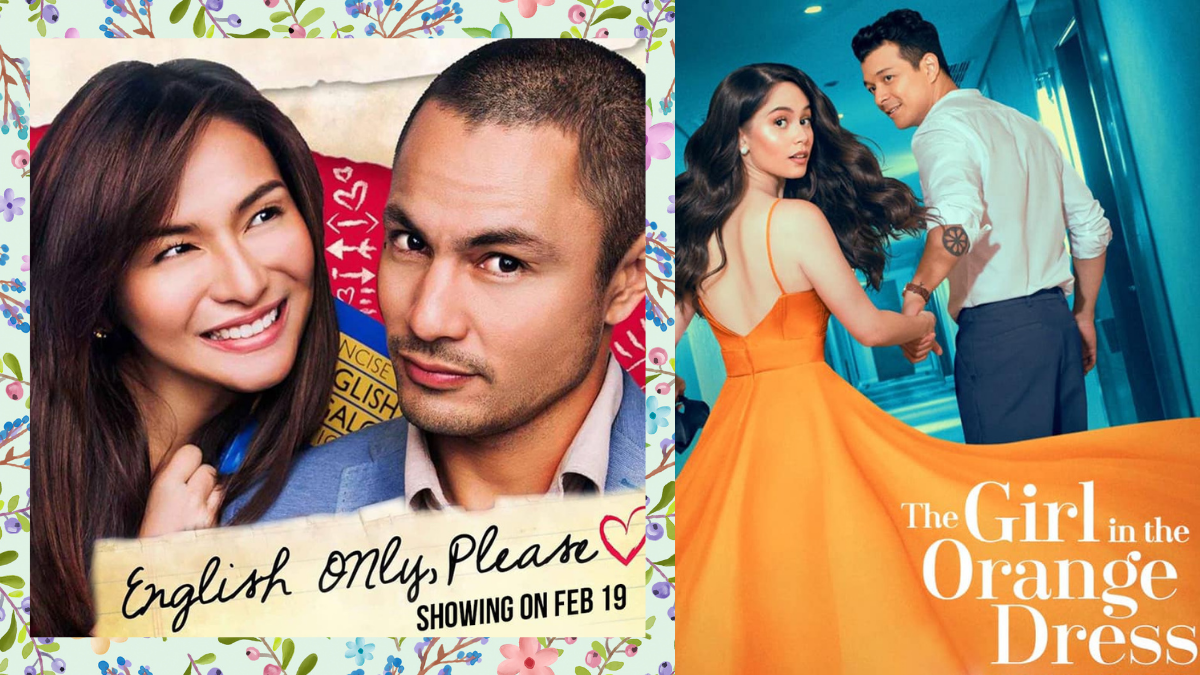 Movies This Week: 'English Only, Please,' The Girl In the Orange Dress' in SM Cinemas