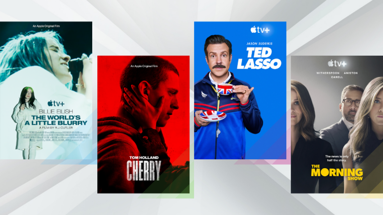 Apple TV+ 2021 Shows and Films