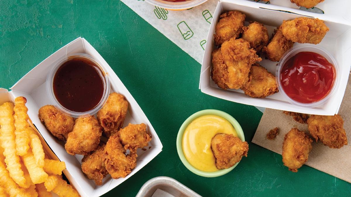 Shake Shack's Chick'n Bites are Coming to Manila Starting February 18