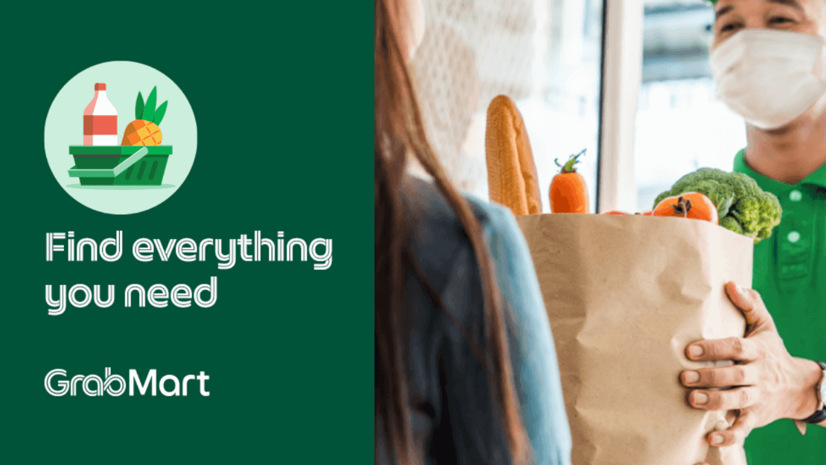 GrabMart Unveils Unlimited Free Delivery Promo for Your Shopping Convenience