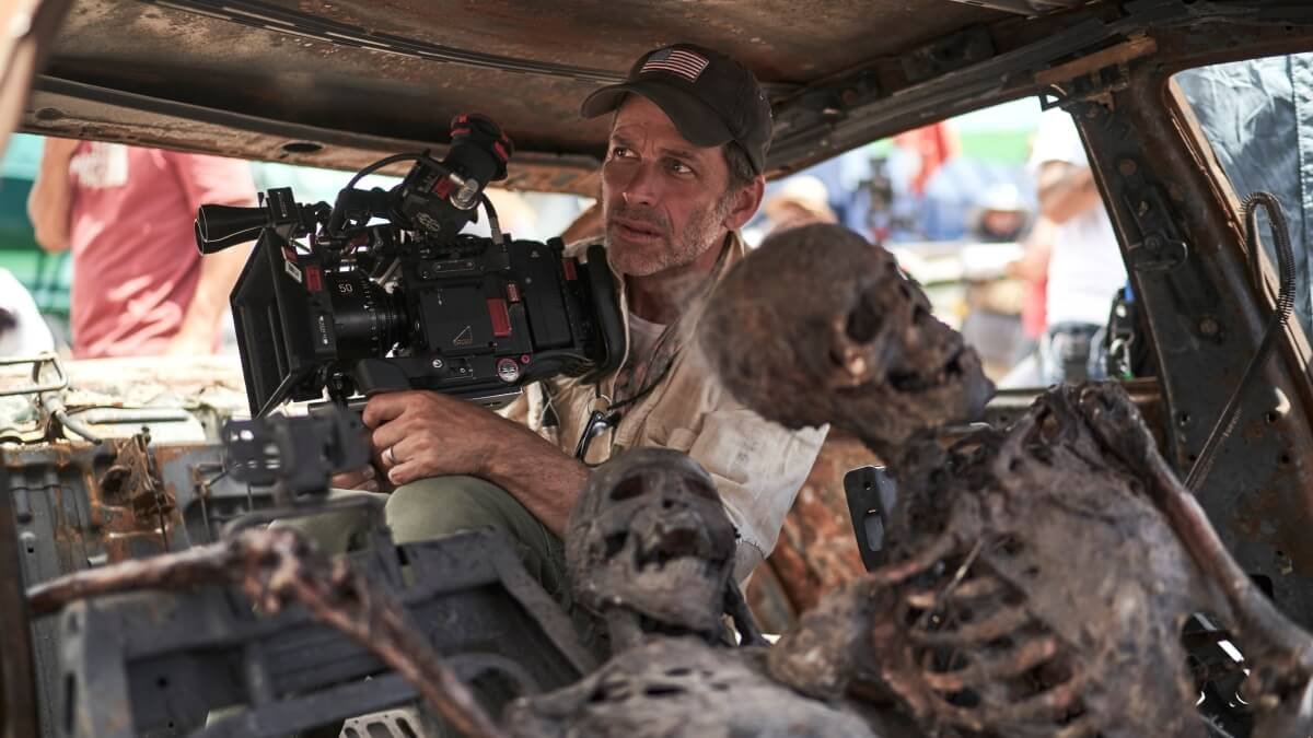 Read more about the article Zack Snyder Unveils 'Army of The Dead' Poster Ahead of Trailer Release