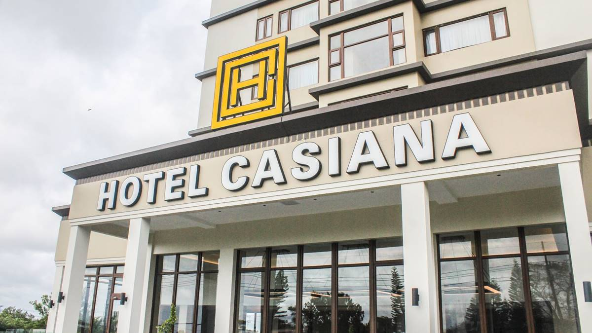 Feel Safe and Stay Safe at Tagaytay's Hotel Casiana