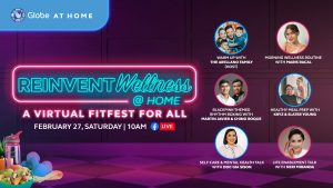 Reinvent Wellness - Globe at Home