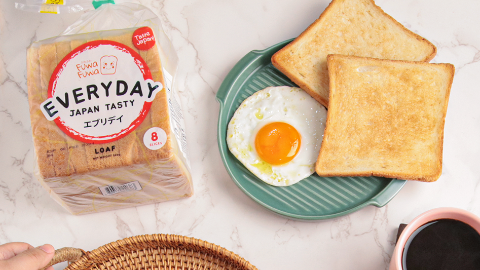 Indulge in a Delicious Loaf with Fuwa Fuwa's Everyday Japan Tasty!