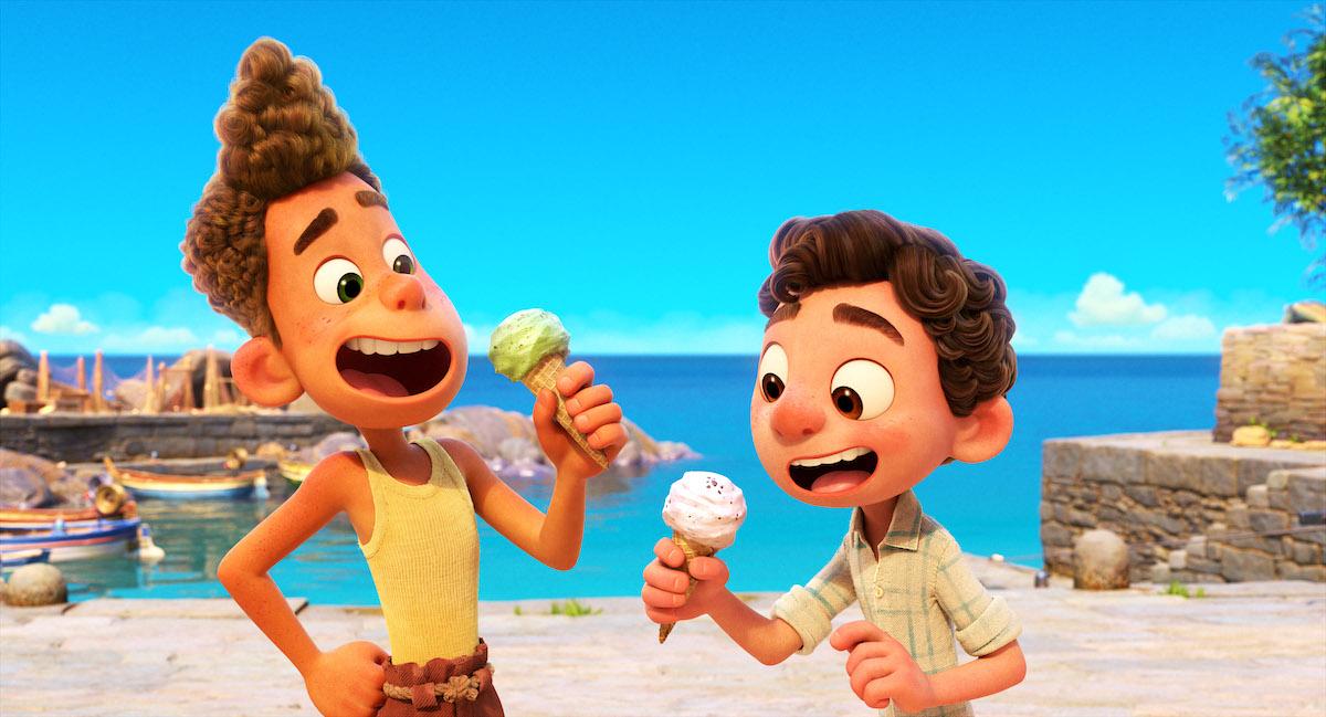 WATCH: Disney and Pixar's 'Luca' Trailer