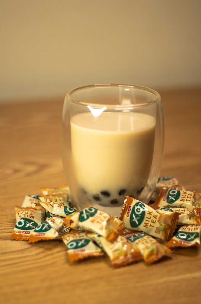Milk Tea Candy - X.O. Candy