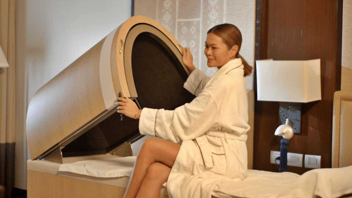 Read more about the article You Can Now Experience the First Far Infrared Spa Therapy in Asia at Anya Resort Tagaytay