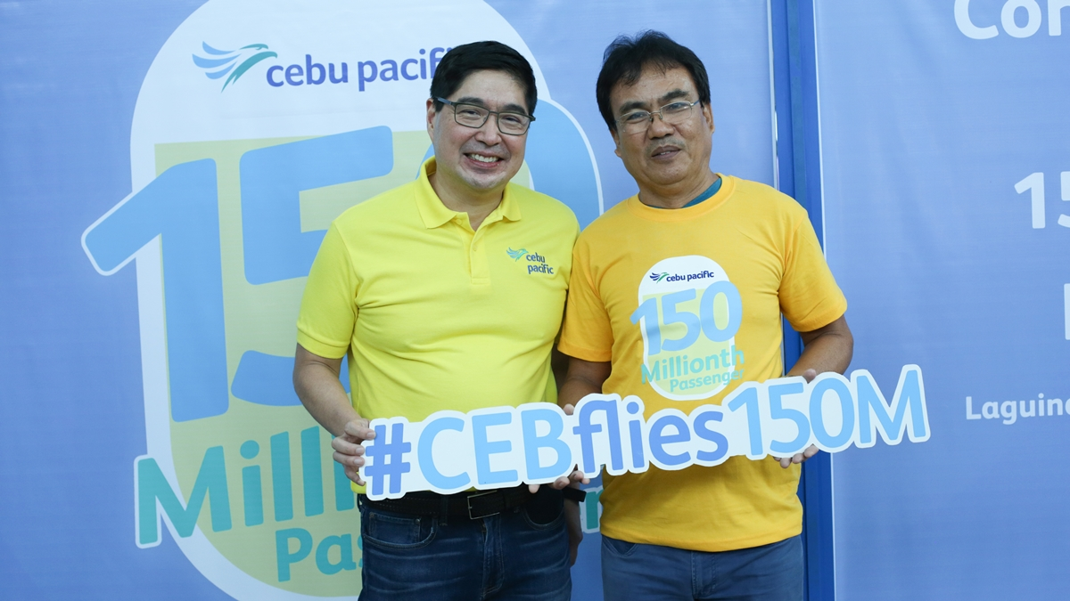 Read more about the article Cebu Pacific Celebrates 25th Anniversary with Month-Long P25 Seat Sale
