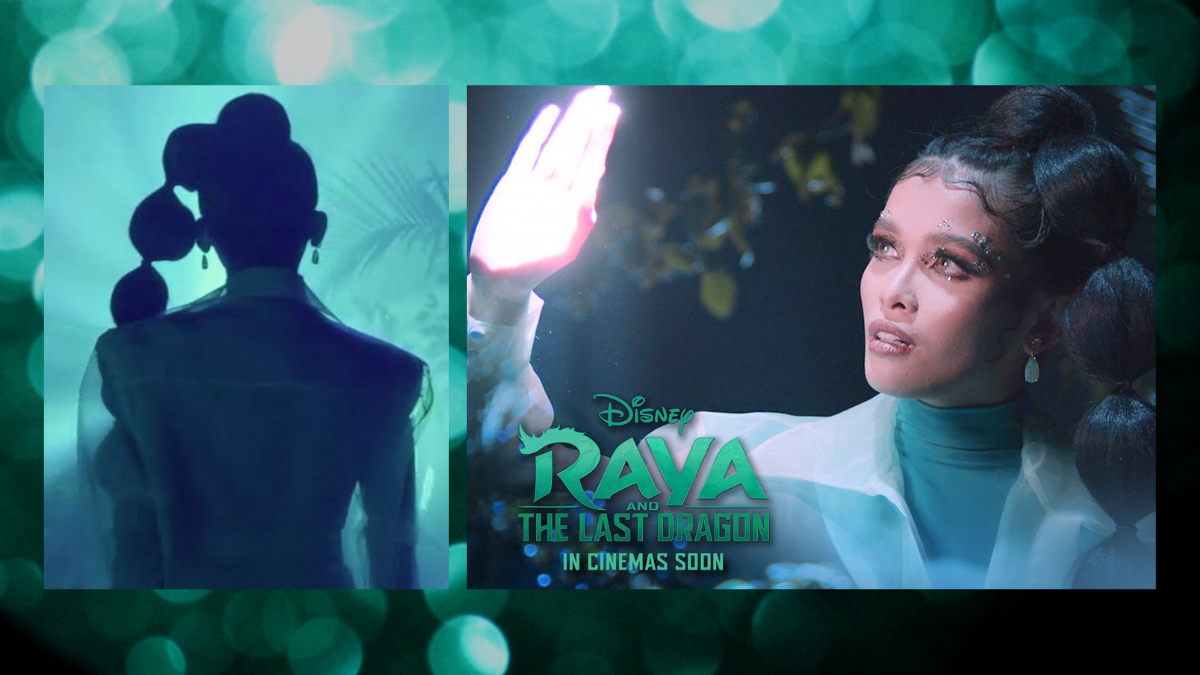 Read more about the article KZ Tandingan is the Voice of Disney's First Filipino song 'Gabay' for 'Raya and the Last Dragon'