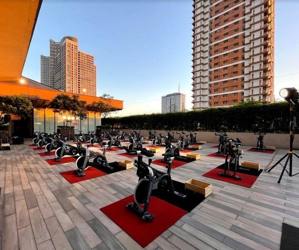 Ride Revolution - Ride Outside at Shangri-La Plaza