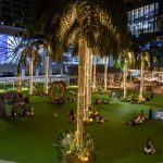 'The Garden' at Robinsons Magnolia is a Calming Space for Al Fresco Dining