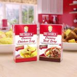 Alaska Launches 2 New Evap Products For Your Favorite Saucy Dishes