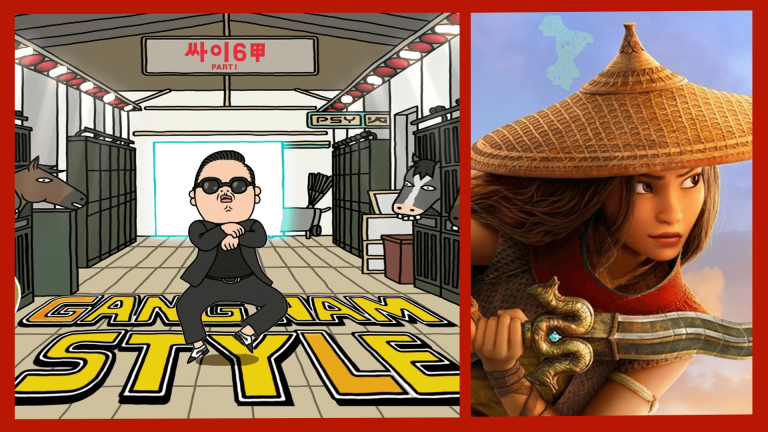 Online News Roundup: Gangnam Style and Raya and the Last Dragon