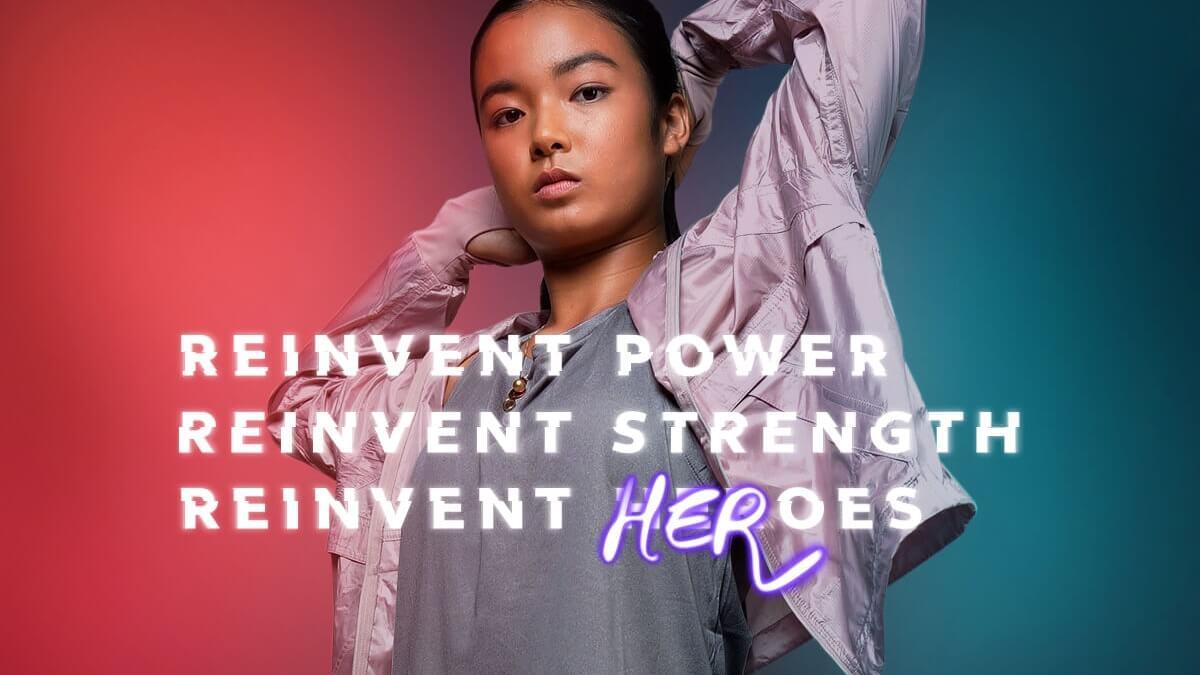 #ReinventHERoes: Globe Celebrates Women Who #ChooseToChallenge
