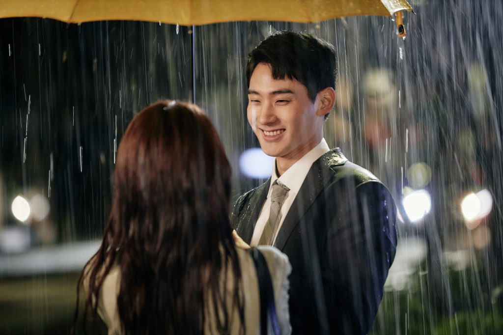 Jung Ga Ram as Lee Hye Yeong in Love Alarm 2