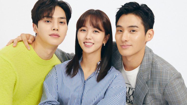Love Alarm 2: Kim So Hyun, Song Kang, and Jung Ga Ram
