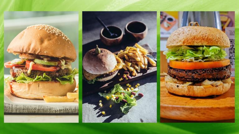 PETA Veggie Burgers