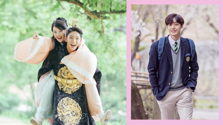 K-Dramas: Moon Lovers: Scarlet Heart Ryeo and 18 Again