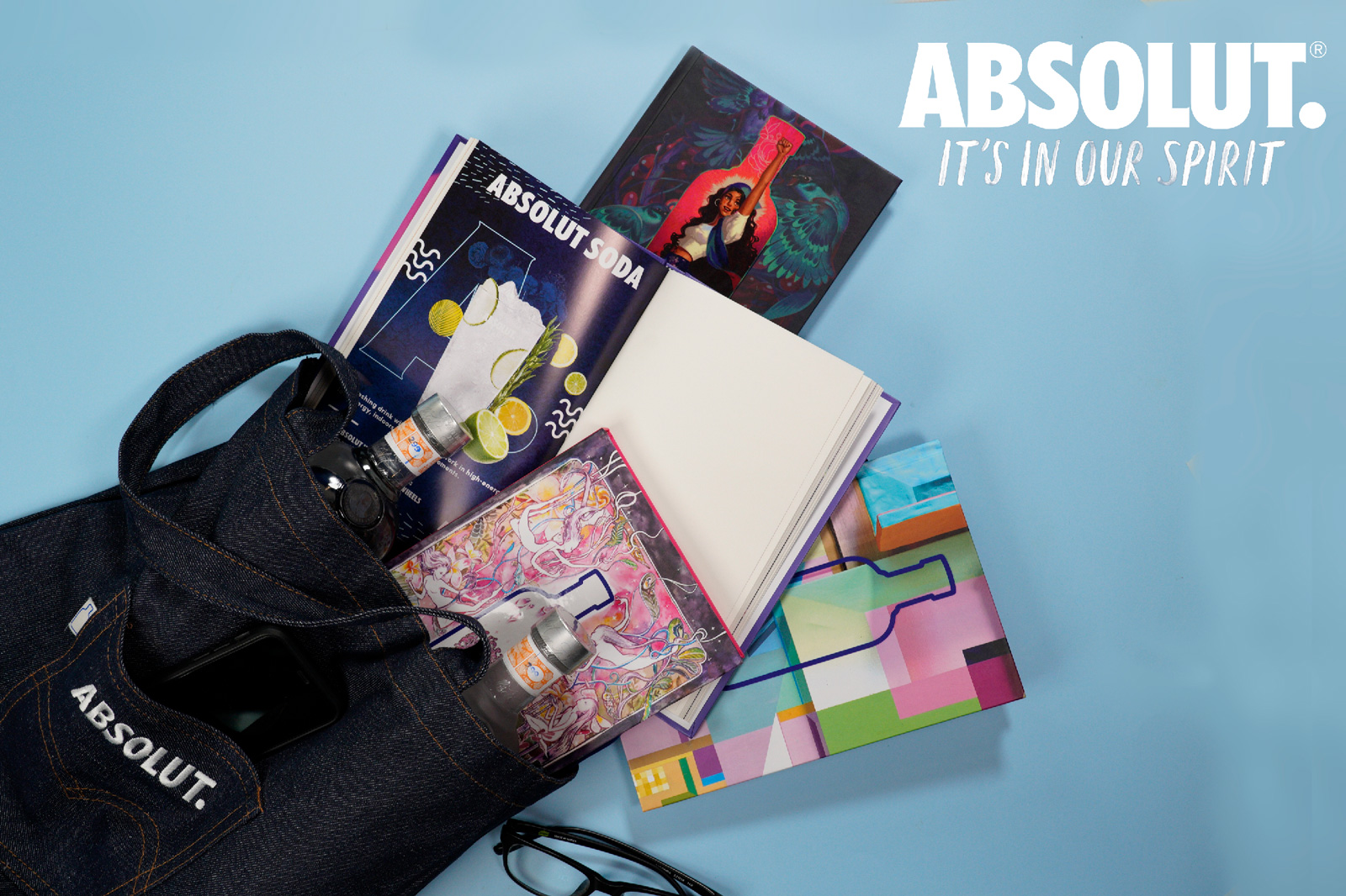 Absolut teams up with local Filipino artists to help uplift spirits
