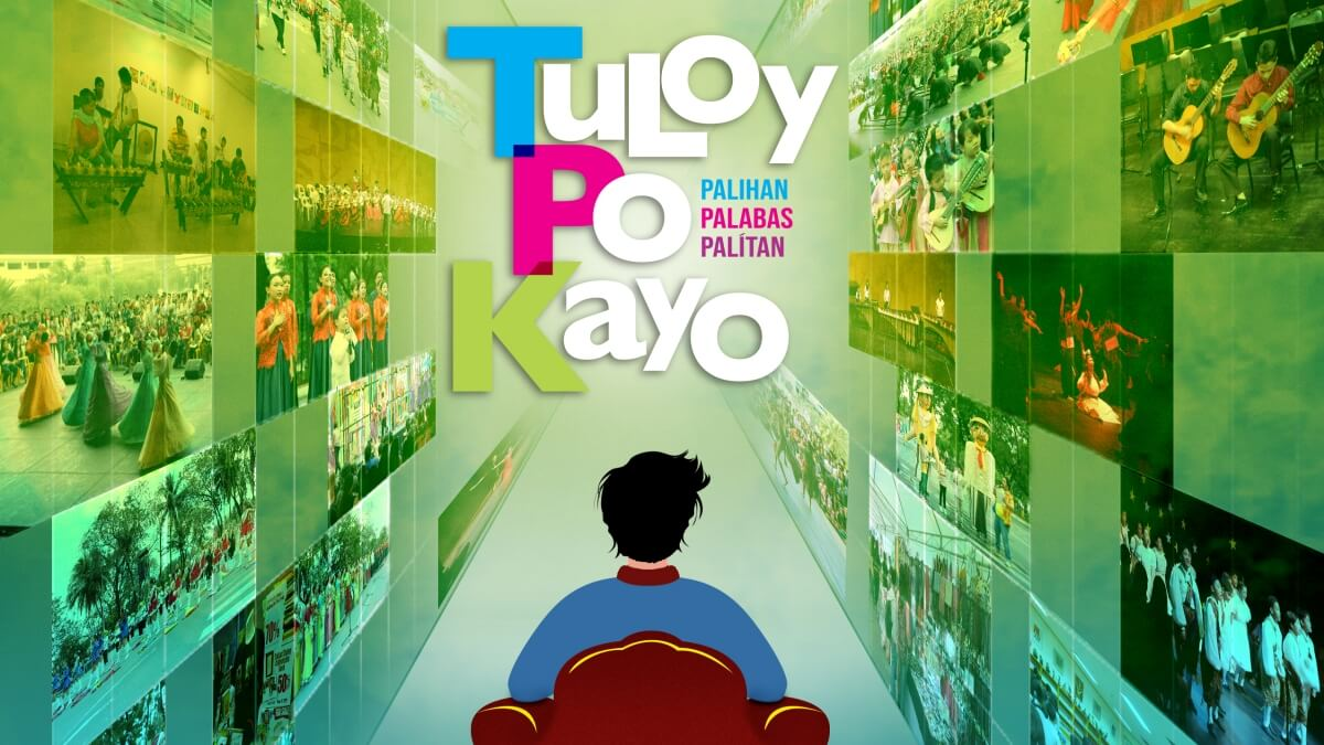 Read more about the article CCP Launches the Country's Biggest Online Multi-Arts Festival 'Tuloy Po Kayo!'