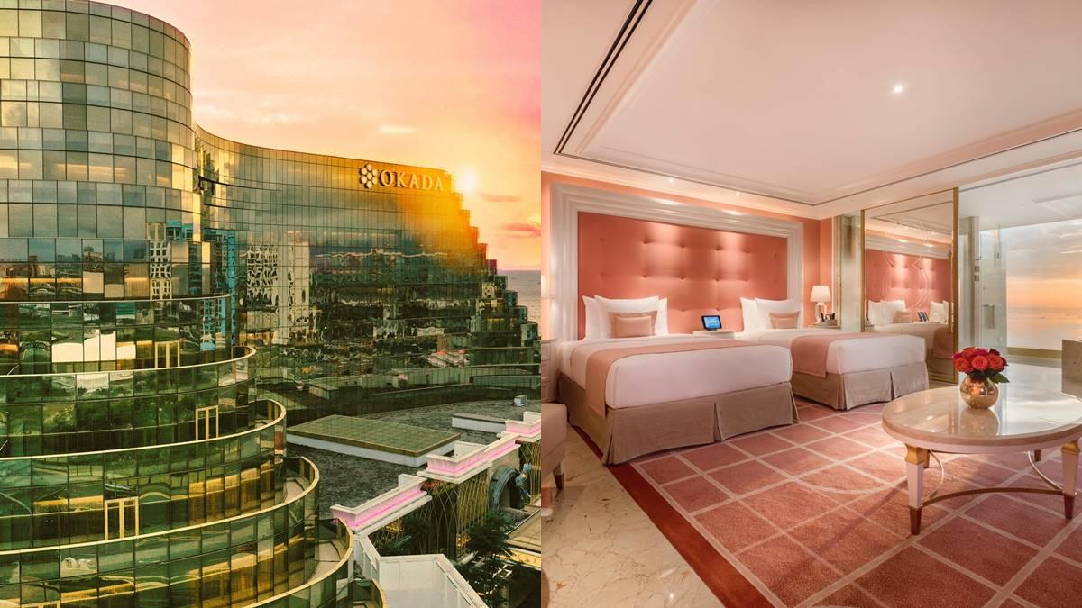 Check-In: Okada Manila Hotel Staycation Guide 2021
